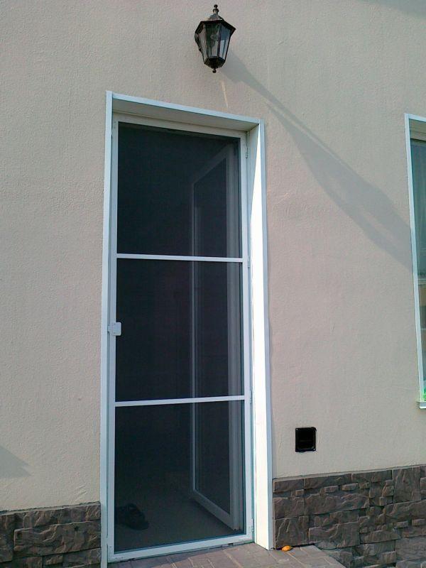Москитные сетки на двери по вашим размерам