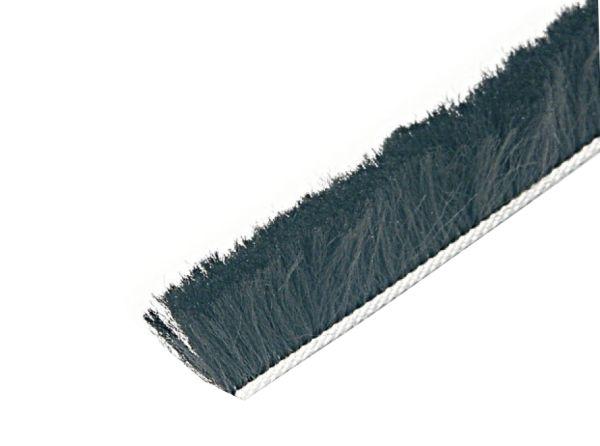 Уплотнитель щеточный 9FE/12 для раздвижной москитной сетки