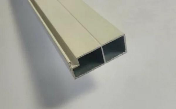 Профиль рамный для сеток дверной белый 42 мм