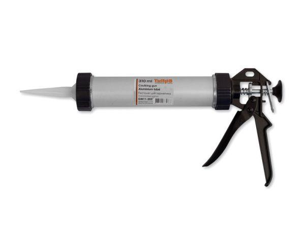 Пистолет для герметика Tulips tools, закрытый, 310 мл
