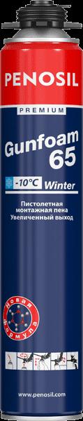 Пена монтажная PENOSIL Premium Gunfoam 65 зимняя