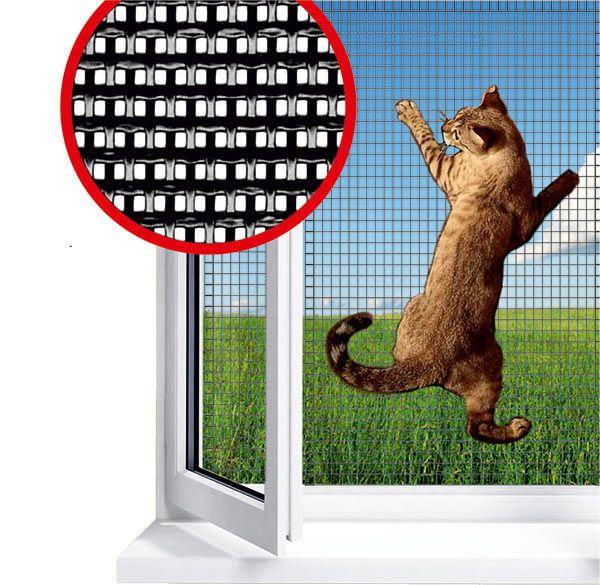 VSN москитные сетки Pet Screen (аниткошка) по вашим размерам