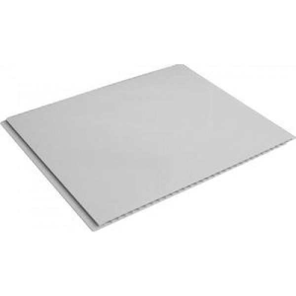 Панели пвх белые глянцевые Век 250х6000 мм