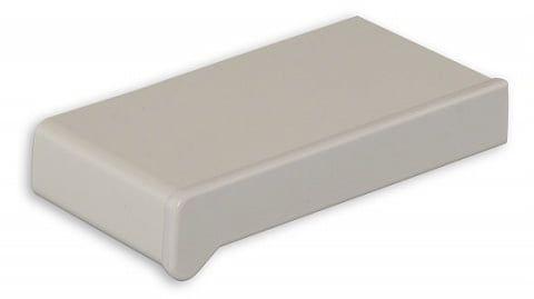 Подоконники пластик «Möller» (Меллер) белый матовый