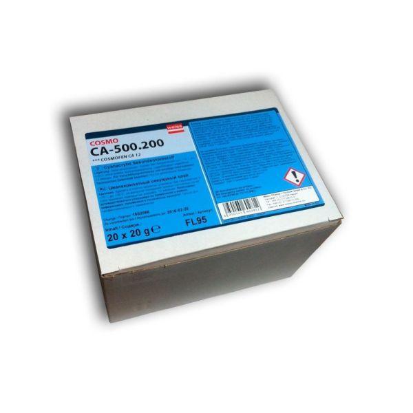 Клей Cosmofen CA 12 (клей для пвх) 20гр
