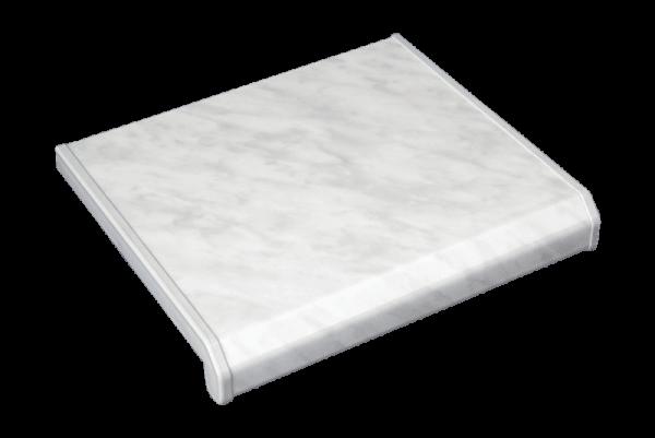 Подоконники пвх «Danke» цветной глянцевый marmor classico