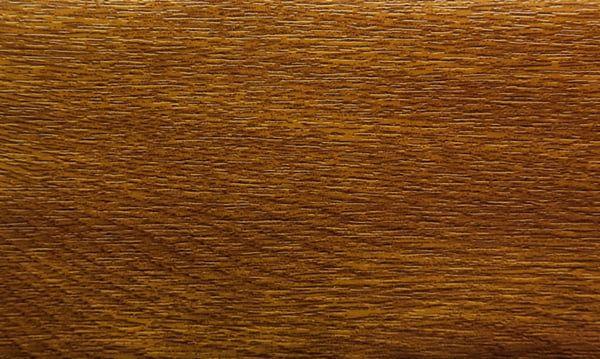 Угол пвх ламинированный 30х30 мм золотой дуб