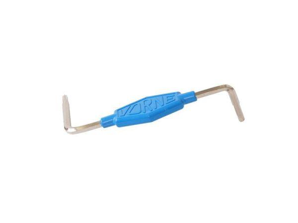 Ключ регулировочный 4 мм, со звездочкой T25 VORNE
