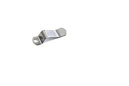 Кронштейн стальной (флажок) для крепления профиля с четвертью (30х8мм)