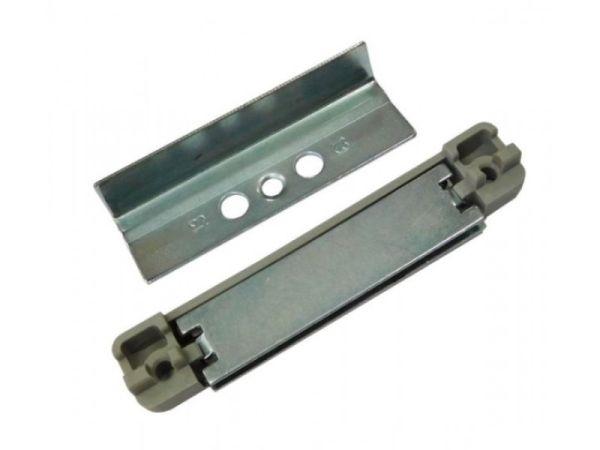 Защелка для балконной двери магнитная 13 мм
