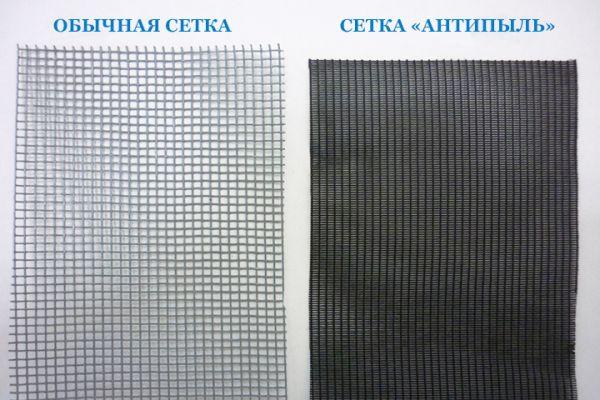 Москитные сетки anti-dust (антипыль) по вашим размерам