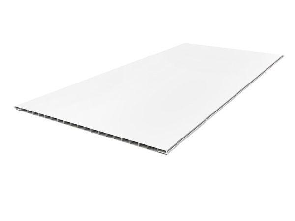Панель откоса Qunell 400 мм х 6,0 м белый