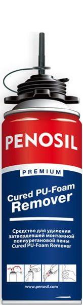 Очиститель застывшей пены PENOSIL Premium Cured PU-Foam Remover