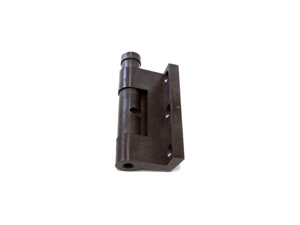 Петля МС-ДВЕР усиленная с доводчиком коричневая