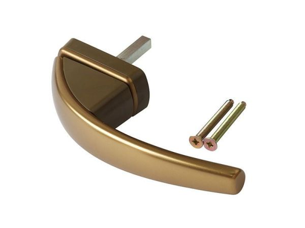 Ручка оконная ROTO SWING штифт 37 мм (бронза)