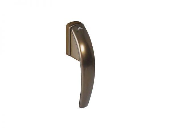 Ручка оконная ROTO SWING штифт 37 мм (тём.бронза)