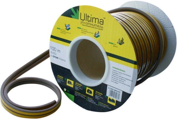 Уплотнитель самоклеящийся ULTIMA (D)