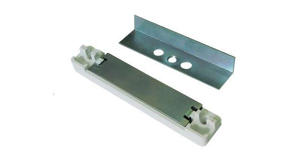 Защелка для балконной двери магнитная 9 мм