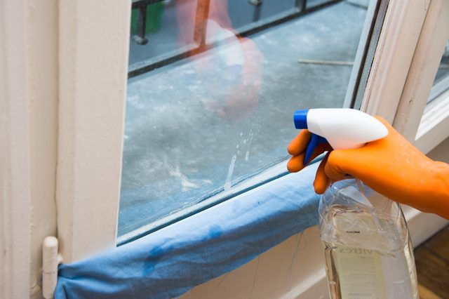 Отмыть пластик в домашних условиях